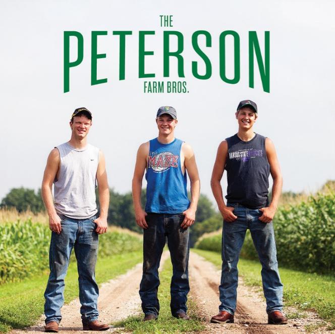 Greg Peterson Farmer - Farmer Foto Collections