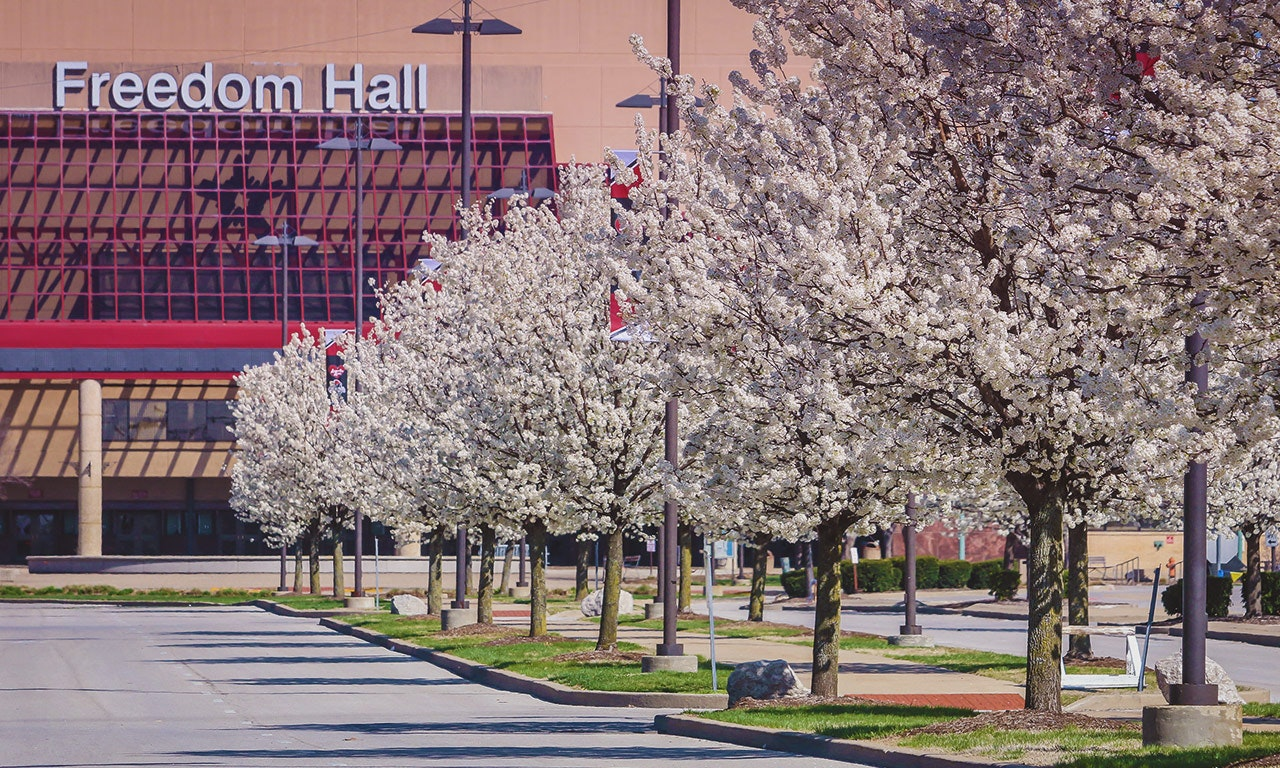 Kentucky Exposition Center Goes Green