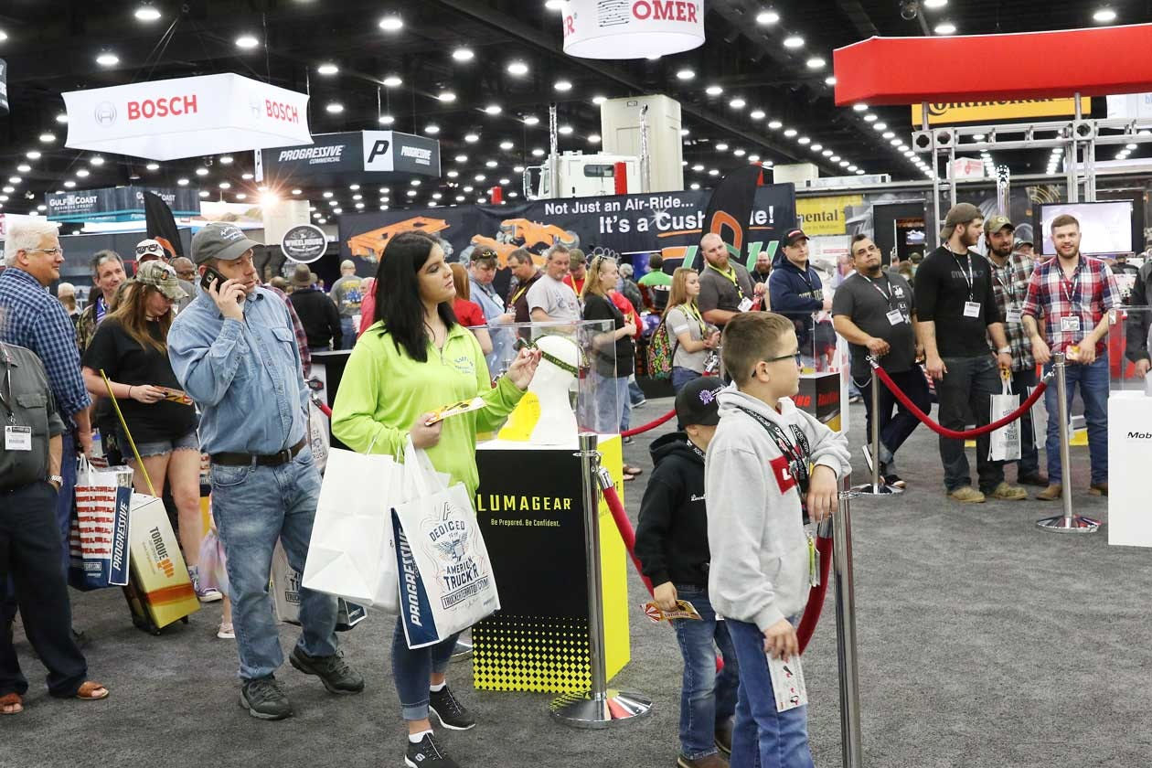 Connect with Kentucky Exposition Center Attendees