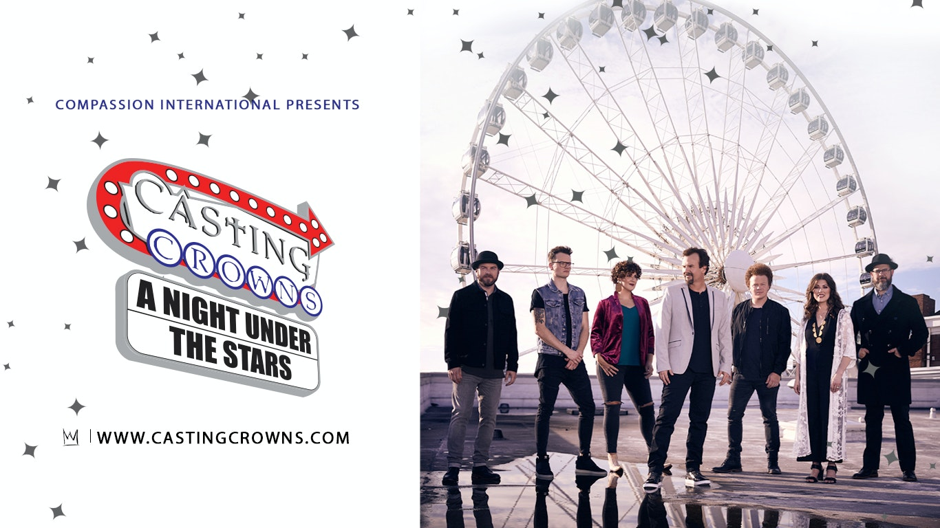 Casting Crowns' Night Under the Stars drive-in tour coming to the Kentucky Exposition Center
